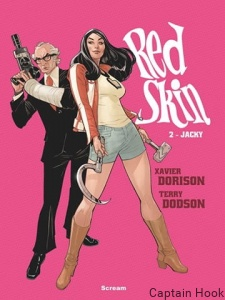 RED SKIN - T.2 - JACKY