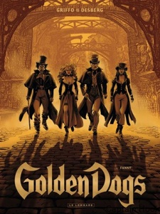 GOLDEN DOGS 1 - Fanny