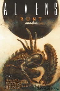 ALIENS - Bunt Tom 2