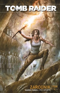 TOMB RAIDER Tom 1 - Zarodnik