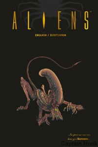 "ALIENS - 5th Scream Anniversary Edition  vol.3 (""golden/black"" Omnibus)"