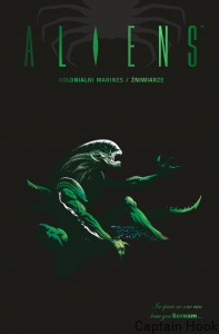 ALIENS -5th Scream Anniversary Edition vol.4 (green/black Omnibus)